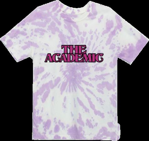 The Academic : Tie Dye T-Shirt