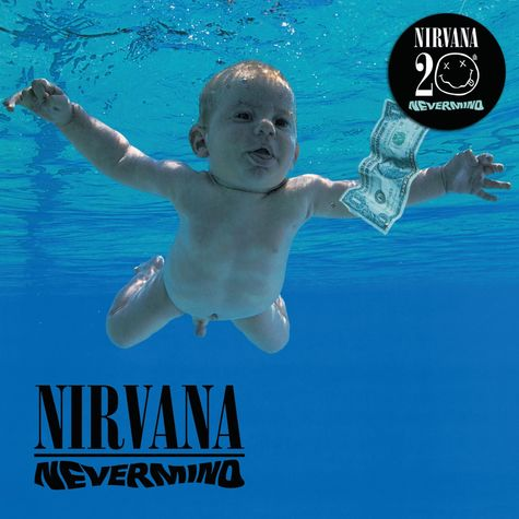 Nirvana: Nevermind (Remastered CD)