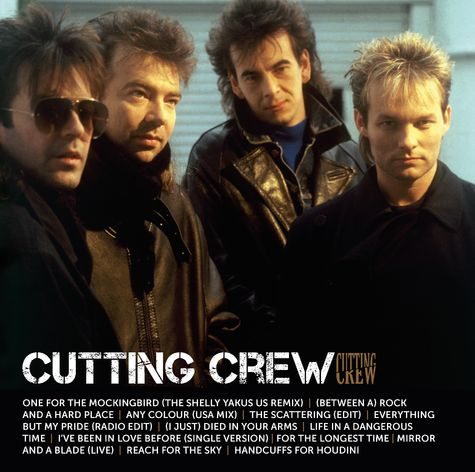 Cutting Crew: ICON