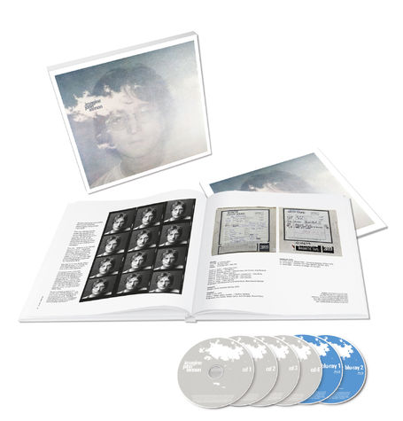 John Lennon: Imagine: The Ultimate Collection (Super Deluxe Boxed Set) (CD)