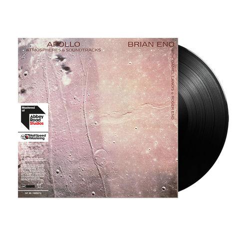 Brian Eno: Apollo: Atmospheres And Soundtracks (2LP Half-Speed)