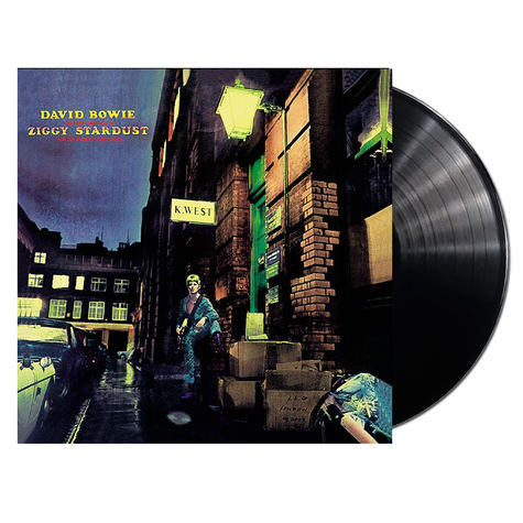 David Bowie: The Rise and Fall of Ziggy Stardust & the Spiders From Mars