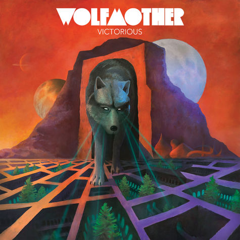 Wolfmother: Victorious (CD)