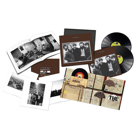 The Band: The Band: 50th Anniversary (SDE)