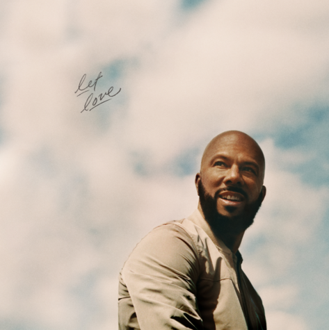 Common: Let Love (CD)
