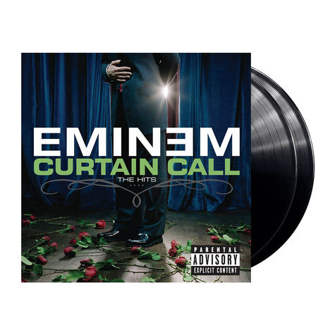 Eminem: Curtain Call - The Hits (2LP)
