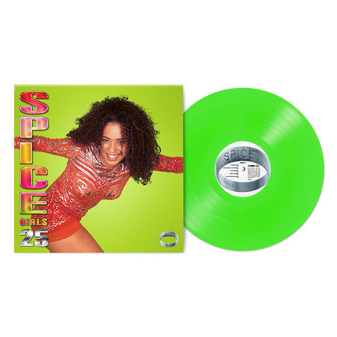 Spice Girls: Spice (25th Anniversary) (Scary Green)