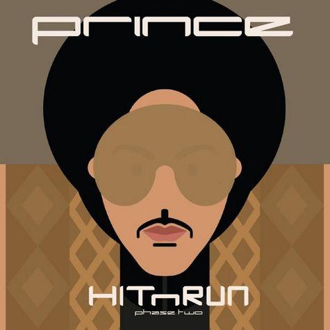 Prince: HitnRun Phase 2 (CD)