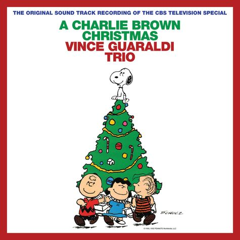 Vince Guaraldi Trio: A Charlie Brown Christmas (CD)