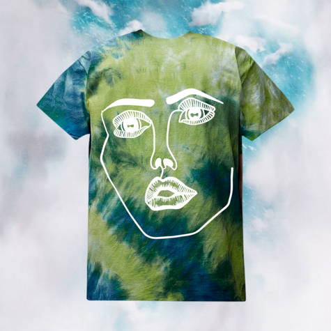 Disclosure: Energy: Limited Edition Tie Dye Tee
