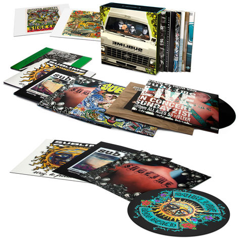 Sublime: Sublime: Limited Edition Vinyl Boxed Set (13LP)
