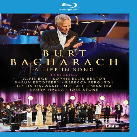 Burt Bacharach: A Life In Song (DVD)