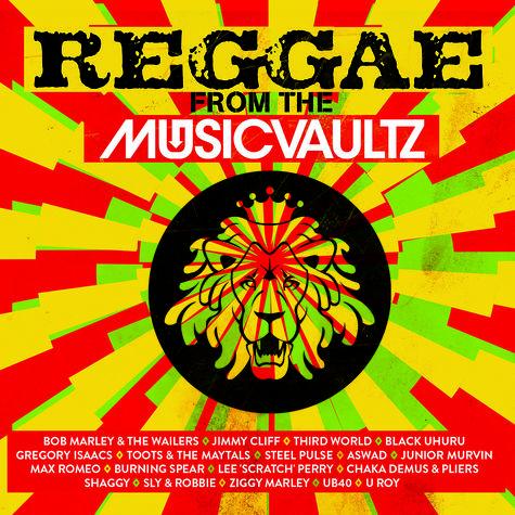 Various Artists: Reggae: From The MusicVaultz