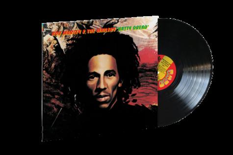 Bob Marley and The Wailers: Natty Dread (Jamaican Pressing LP)