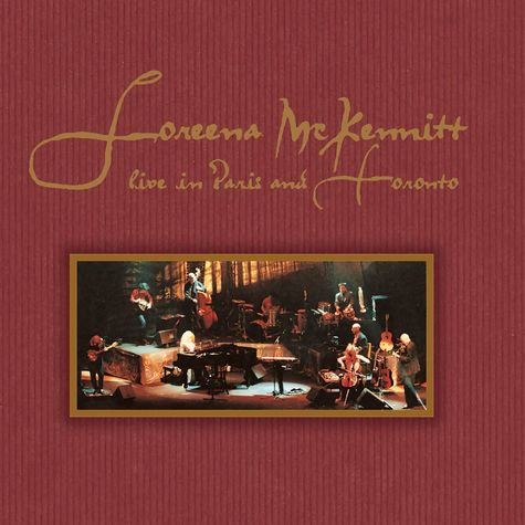 Loreena McKennitt: Live In Paris And Toronto (Casebound)