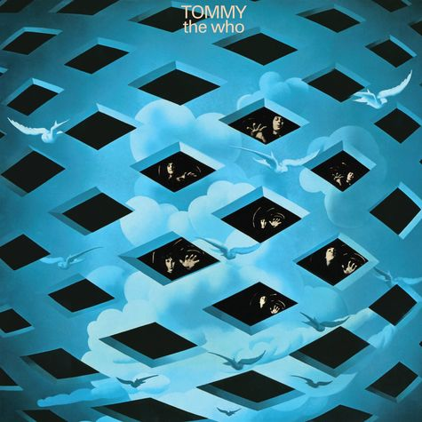 The Who: Tommy (Super Deluxe Edition) (4CD)