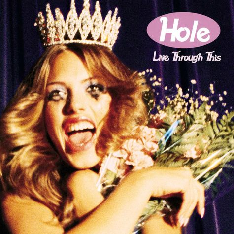 Hole: Live Through This (CD)