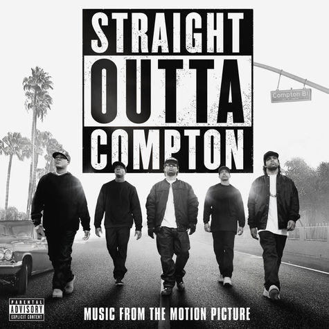 Various Artists: Straight Outta Compton (CD)