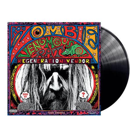 Rob Zombie: Venomous Rat Regeneration