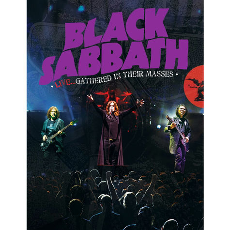 Black Sabbath: Gathered In Their Masses (DVD)
