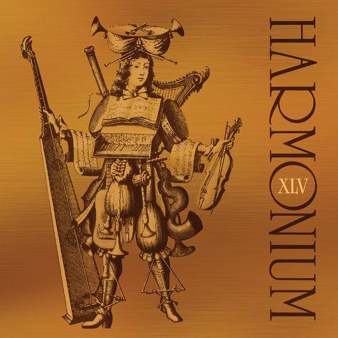 Harmonium: Harmonium XLV: 45e anniversarire (LP 180 Gram)