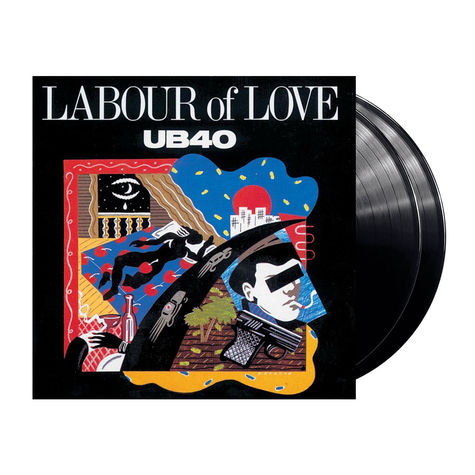UB40: Labour Of Love (2LP)