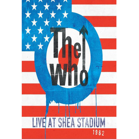 The Who: Live At Shea Stadium 1982 (DVD)