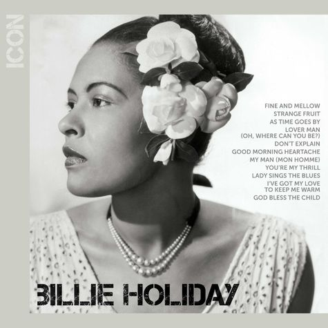 Billie Holiday: Icon (CD)