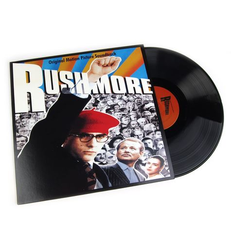 Soundtrack: Rushmore LP Soundtrack