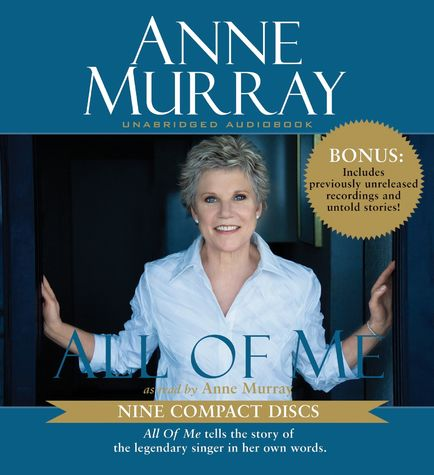 Anne Murray: All Of Me (Audio Book)