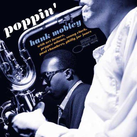 Hank Mobley : Poppin' (LP)