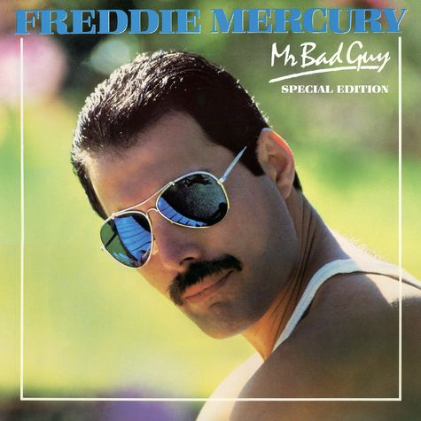 Freddie Mercury: Mr. Bad Guy