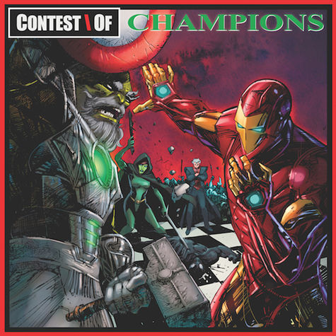 Gza: Liquid Swords (Marvel 2LP)