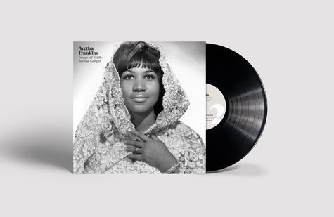 Aretha Franklin: Songs Of Faith: Aretha Gospel (LP)