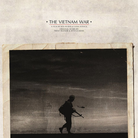 Soundtrack: The Vietnam War: Original Score By Trent Reznor & Atticus (2CD)