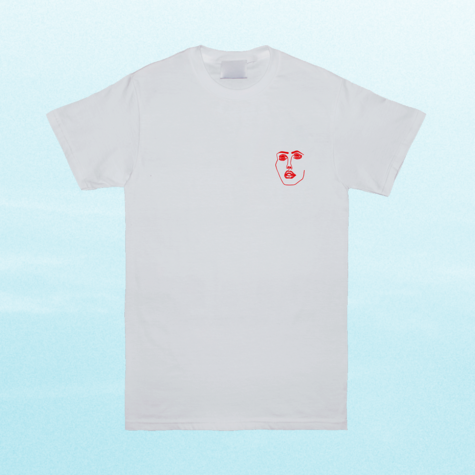 Disclosure: When A Fire Starts To Burn: White Limited Edition Tee