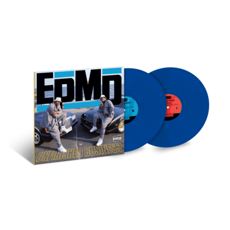 EPMD: Unfinished Business (2LP Blue Vinyl)