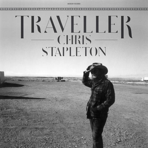 Chris Stapleton: Traveller (CD)
