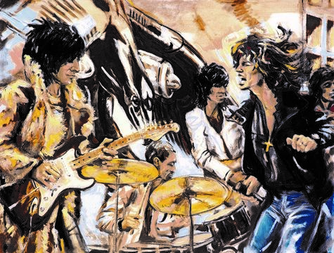Ronnie Wood: Flatbed '75