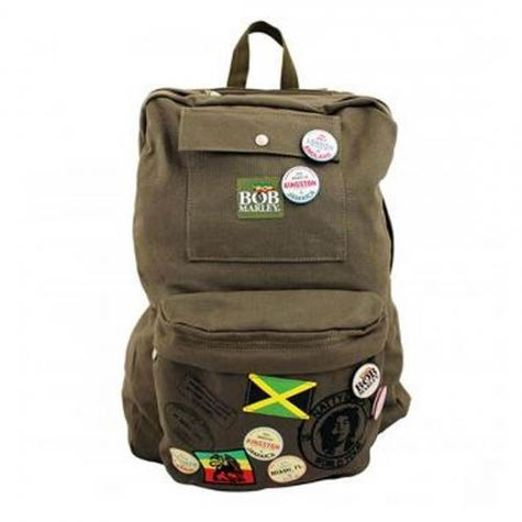 Bob Marley: Zion Backpack