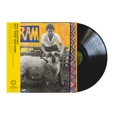 Paul McCartney: RAM (50th Anniversary Half-Speed Master Edition)