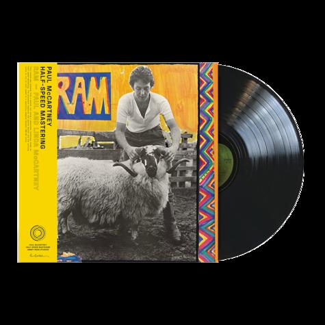 Paul McCartney: RAM (50th Anniversary Half-Speed Master Edition)