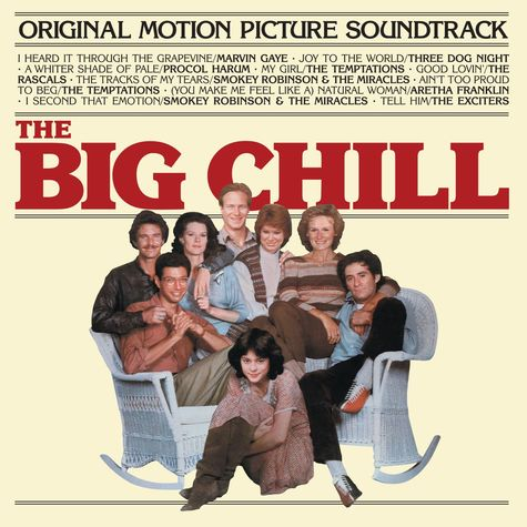 Soundtrack: The Big Chill (Smoke) (LP)