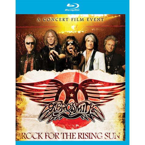 Aerosmith: ROCK FOR THE RISING SUN(BR)