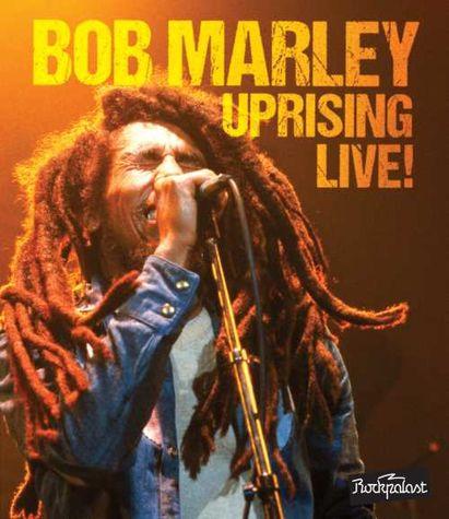 Bob Marley: Uprising Live (DVD+2CD)