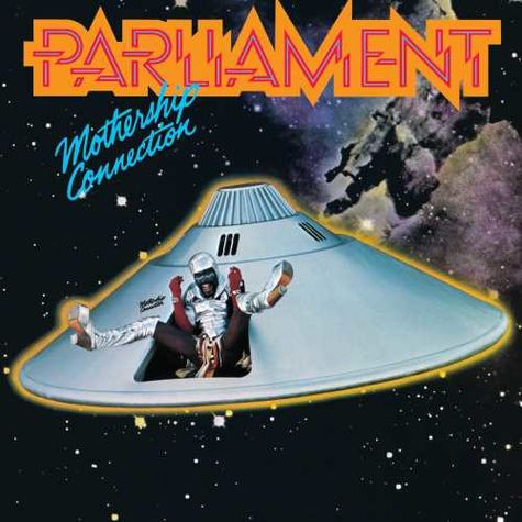 Parliament: Mothership Connection (LP)