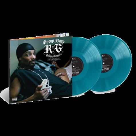 Snoop Dogg: R&G (Rhythm & Gangsta) (2LP Sea Blue)