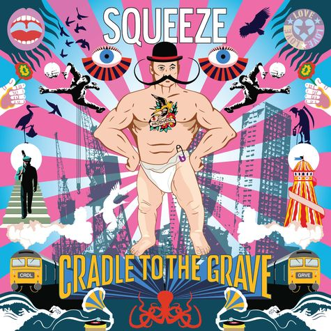 Squeeze: Cradle To The Grave (CD)