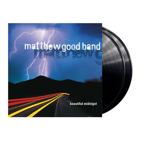 Matthew Good Band: Beautiful Midnight (2LP)