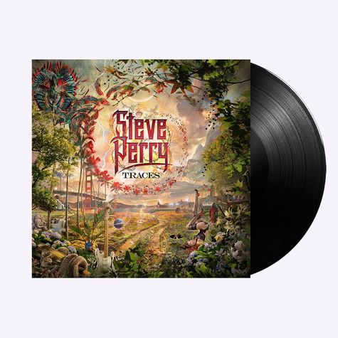 Steve Perry: Traces (LP)